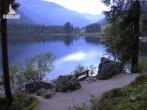 Archiv Foto Webcam Luitpoldweg am Hintersee in Ramsau bei Berchtesgaden 19:00