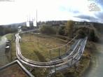 Archived image Webcam Winterberg: Coaster Schanzen Wirbel 04:00