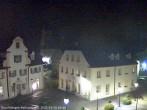 Archived image Webcam Treuchtlingen City Hall 22:00