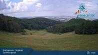 Archived image Webcam Wernigerode - Zwölfmorgental ski resort 09:00