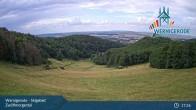 Archived image Webcam Wernigerode - Zwölfmorgental ski resort 11:00