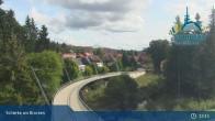 Archiv Foto Webcam Schierke am Brocken 07:00