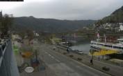 Archiv Foto Webcam Cochem Uferpromenade - Blick auf die Mosel 04:00