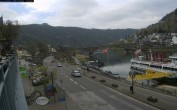 Archiv Foto Webcam Cochem Uferpromenade - Blick auf die Mosel 10:00