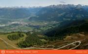 Archived image Webcam Kronplatz - View towards Olang 04:00