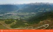 Archived image Webcam Kronplatz - View towards Olang 06:00