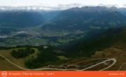 Archived image Webcam Kronplatz - View towards Olang 10:00
