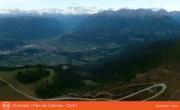 Archived image Webcam Kronplatz - View towards Olang 12:00