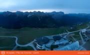 Archived image Webcam Kronplatz - South Tyrol 00:00