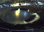 Archiv Foto Webcam Olympiahalle München 22:00