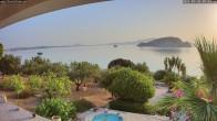 Archived image Webcam Zakynthos - Greek - Marine Park 01:00