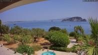 Archived image Webcam Zakynthos - Greek - Marine Park 05:00