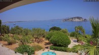 Archived image Webcam Zakynthos - Greek - Marine Park 07:00