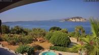 Archived image Webcam Zakynthos - Greek - Marine Park 11:00