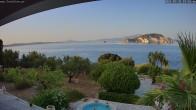 Archived image Webcam Zakynthos - Greek - Marine Park 13:00