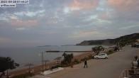 Archiv Foto Webcam Korfu - Blick auf den Strand bei Arillas 00:00