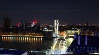 Archived image Westminster Bridge Webcam London 19:00