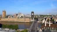 Archived image Westminster Bridge Webcam London 01:00