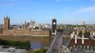Archived image Westminster Bridge Webcam London 03:00