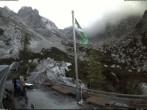 Archiv Foto Webcam Blaueishütte im Nationalpark Berchtesgaden 00:00
