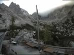 Archiv Foto Webcam Blaueishütte im Nationalpark Berchtesgaden 02:00
