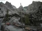 Archiv Foto Webcam Blaueishütte im Nationalpark Berchtesgaden 04:00