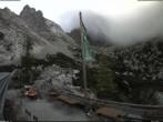 Archiv Foto Webcam Blaueishütte im Nationalpark Berchtesgaden 10:00