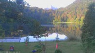 Archived image Webcam Oberstdorf: Freibergsee Sunbathing Area 00:00