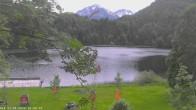Archived image Webcam Oberstdorf: Freibergsee Sunbathing Area 10:00
