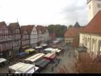 Archiv Foto Webcam Altes Rathaus Celle 09:00