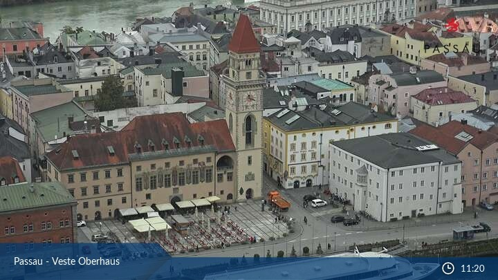 Webcam Passau Oberhaus