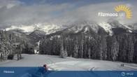 Archived image Webcam Filzmoos - Papageno Top Station 08:00