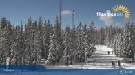 Archived image Webcam Filzmoos - Papageno Top Station 10:00