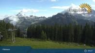 Archived image Webcam Filzmoos - Papageno Top Station 03:00