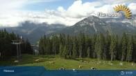 Archived image Webcam Filzmoos - Papageno Top Station 11:00