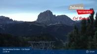 Archived image Webcam Col Raiser - Cal Gardena 06:00
