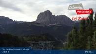 Archived image Webcam Col Raiser - Cal Gardena 08:00