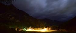 Archived image Webcam Samnaun: Village View 20:00