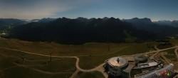 Archived image Webcam Kronplatz Bruneck: Panoramic View 18:00