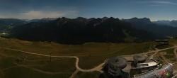 Archived image Webcam Kronplatz Bruneck: Panoramic View 20:00