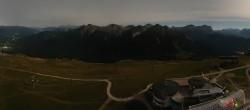 Archived image Webcam Kronplatz Bruneck: Panoramic View 22:00