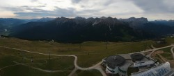 Archived image Webcam Kronplatz Bruneck: Panoramic View 02:00