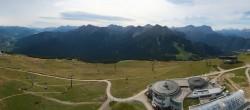Archived image Webcam Kronplatz Bruneck: Panoramic View 04:00
