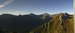 Archived image Webcam Alp Trida Sattel Lift in Samnaun 02:00