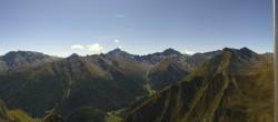 Archived image Webcam Alp Trida Sattel Lift in Samnaun 06:00