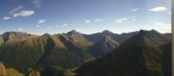 Archived image Webcam Alp Trida Sattel Lift in Samnaun 10:00