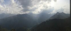 Archived image Webcam Alp Trida Sattel Lift in Samnaun 08:00