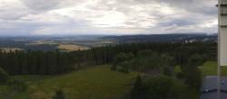 Archived image Webcam Bleßberg Mountain Near Sachsenbrunn 12:00