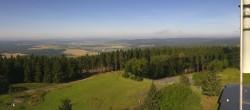 Archived image Webcam Bleßberg Mountain Near Sachsenbrunn 04:00