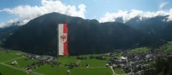Archived image Webcam Mayrhofen im Zillertal: Zimmereben 04:00